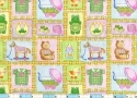 Baby Toys Frog Carriage Plaid Patches <font color=&quot;red&quot;>SALE