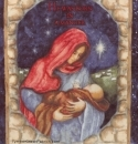 Nativity Manger Fabric Soft Book