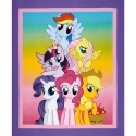 My Little Pony Traditional Best Friend Pony Panel Purple