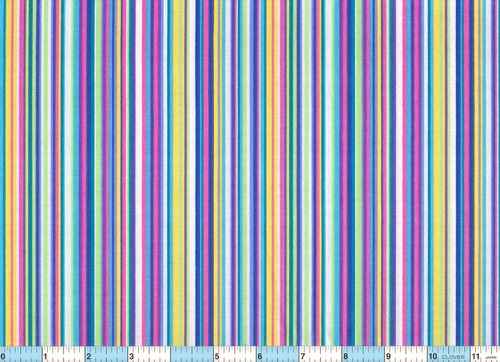 Multi Color Stripe