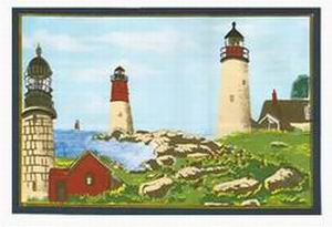 Lighthouse Mat #2