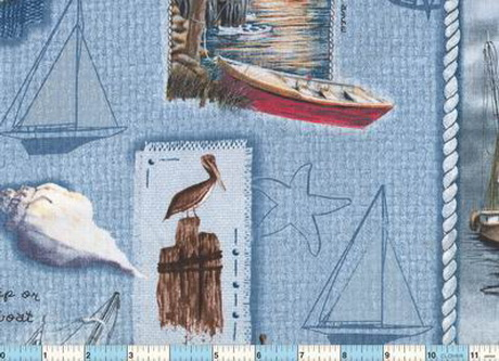 Seabound Pelicans Patch