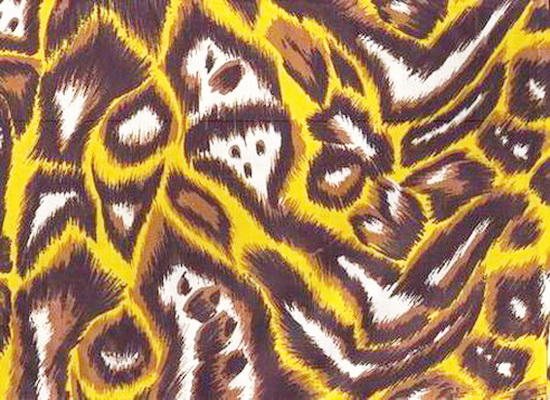 Faux Animal Skin Fabric