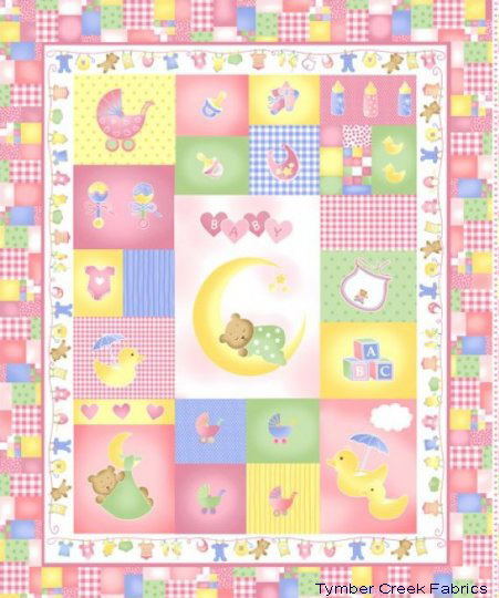 Quilt Fabric Panels Baby - Best Accessories Home 2017 : fabric panels for quilting baby - Adamdwight.com